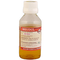 Mrudul Ayurvediya Pain Relief Oil For Arthritis,Body Pain And Massag 100 Ml