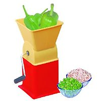 Chilly And Vegetable Cutter With Stainless Steel Blades