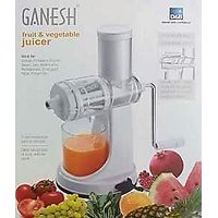 Ganesh Fruit And Vegetable Juicer