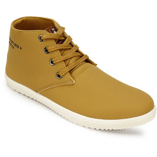 Globalite Men's Casual Shoes Roadster Beige GSC0382