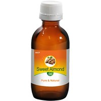 SWEET ALMOND OIL- PURE & NATURAL- CARRIER OIL - 30ML