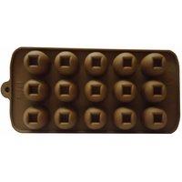 Silicon Chocolates Mould-Circle