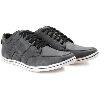 Andrew Scott Mod Mens Black Sneakers