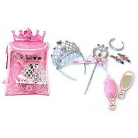 Disney Princess  Accessory Backpack 9Pcs Backpack Size(699) Roleplay