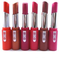 New Imported ADS Super Stay Lipsticks Set Of 6(red/brown/pink) Select Any1 Set