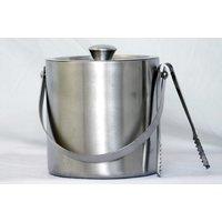 Ceynowa Double Wall Ice Bucket With Tong