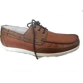 Starc Jiyu Men's Casual Shoes Brown