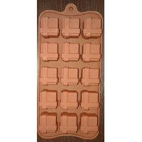 Gift Shape Silicone Chocolate Mould.