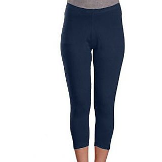 Softwear Ink Blue Capri