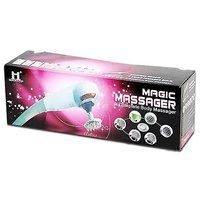 Equipped With 7 Different Massage Head Magic Massager King Size