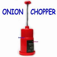 ONION AND VEGETABLE CHOPPER -PUSH And CHOP