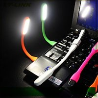 Portable LED Lamp - New Style LED Lamps LXS-001 With USB Head For Computer Etc