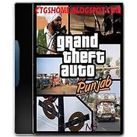 PS2 GRAND THEFT AUTO PUNJAB . PS2 GAME