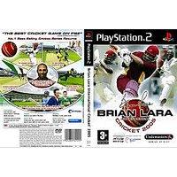 PS2 BRAIN LARA CRICKET 2005 . PS2 GAME