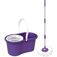 *Tasaif* Easy Mop 360 Degree Magic Spin Mop For Fast & Easy Home Cleaning