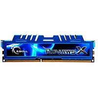 G.SKILL Ripjaws X Series 8GB 240-Pin DDR3 SDRAM DDR3 1600 (PC3 12800) Desktop Me