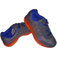 Impakt Sport Shoes Gray And Orange