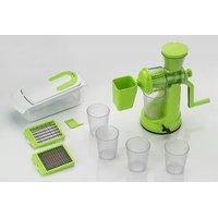 Amiraj Kitchen Utility Combo - Green