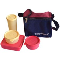 Tupperware Best Lunch Lunch With Insulated Bag