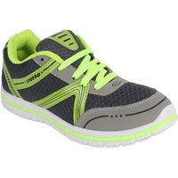 I-Sports SPD Grey, P Green Sports Shoes