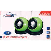 USB MINI SPEAKER AD-SP-203  FOR MOBILE AND PC