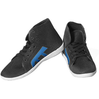 Kelly Men's Black Casual Shoes