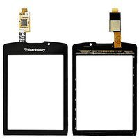 Original Touch Screen Digitizer Glass For Blackberry Torch 9800 Black