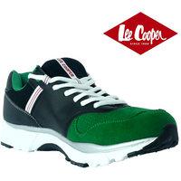 Lee Cooper Men Sports Shoe 3564 Green Black