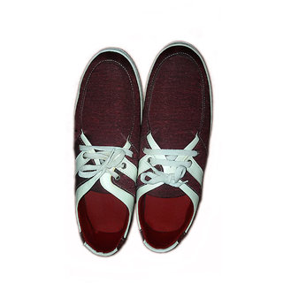 Stud Limnos Brown Casual Shoes