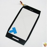 Touch Screen Digitizer Glass For Nokia X7 Black