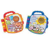 Fisher-Price Learning Book Asst.