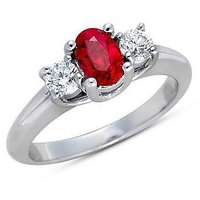 Certified 0.10 Cts. Real Natural Diamond Ring - 1826528