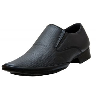 Feetway Genuine Leather Designer Slip On Shoe