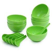 Set Of 12 Pcs Soup Set (Microwave Safe)