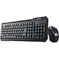 Intex DUO 312 Wired USB Keyboard  Mouse Combo