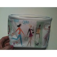 Clinique Makeup / Cosmetic Bag For Makup Storage