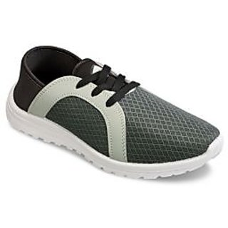 Yepme Casual Shoes - Grey  Black