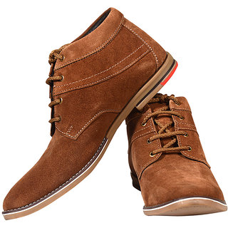 Camel Casual Shoes, Camel Ankle Shoes, Leather Shoes, Pure Leather Shoes