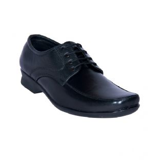 Funku Fashion Leather Lace Up Derby Shoes