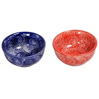 Awesome Twosome Ceramic Bowls (Set Of 2)