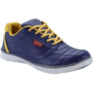 Bachini Mens Casual Shoes 1512-Navy Blue