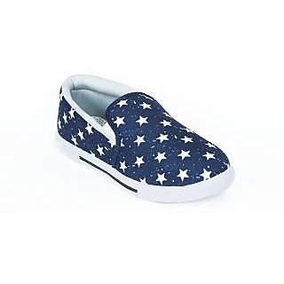 Clymb Mocc Blue Casual Slip On Shoe