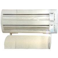 3 In 1 Multi Roll Dispenser, Tri Wrap, Foil Paper, Cling Cutter, Kitchen Tool
