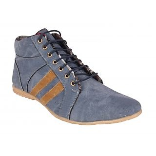 George Adam Men'S Blue Casual Shoe NH014-BLUE