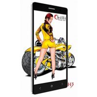 Chilli H3 - Dual SIm Android Smartphone - White Silver - Latest Model