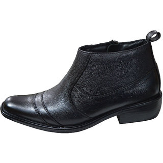 Stylish Pure Leather Boot For Men