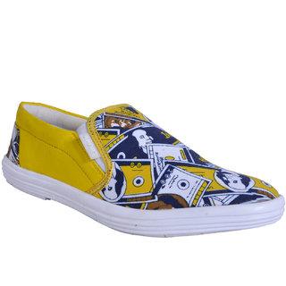 Van Smithsoul Men' S  Yellow Casual Shoe