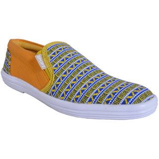 Van Smithsoul Men' S Mustard Casual Shoe