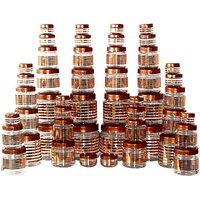 Princeware - 23500 Ml Plastic Food Container