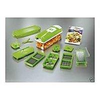 Millenium Nicer Plus Multi Chopper Vegetable Cutter Fruit Slicer Peeler